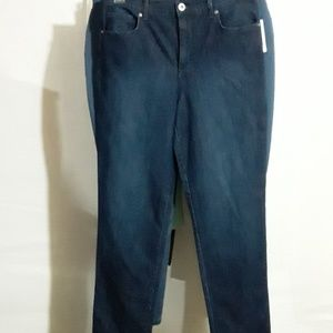 Style & Co Jeans Straight Leg Size 10